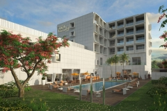 Hotel Terminus Malange